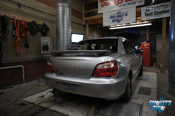2005 Subaru WRX Tuned By Smokey's Dyno
