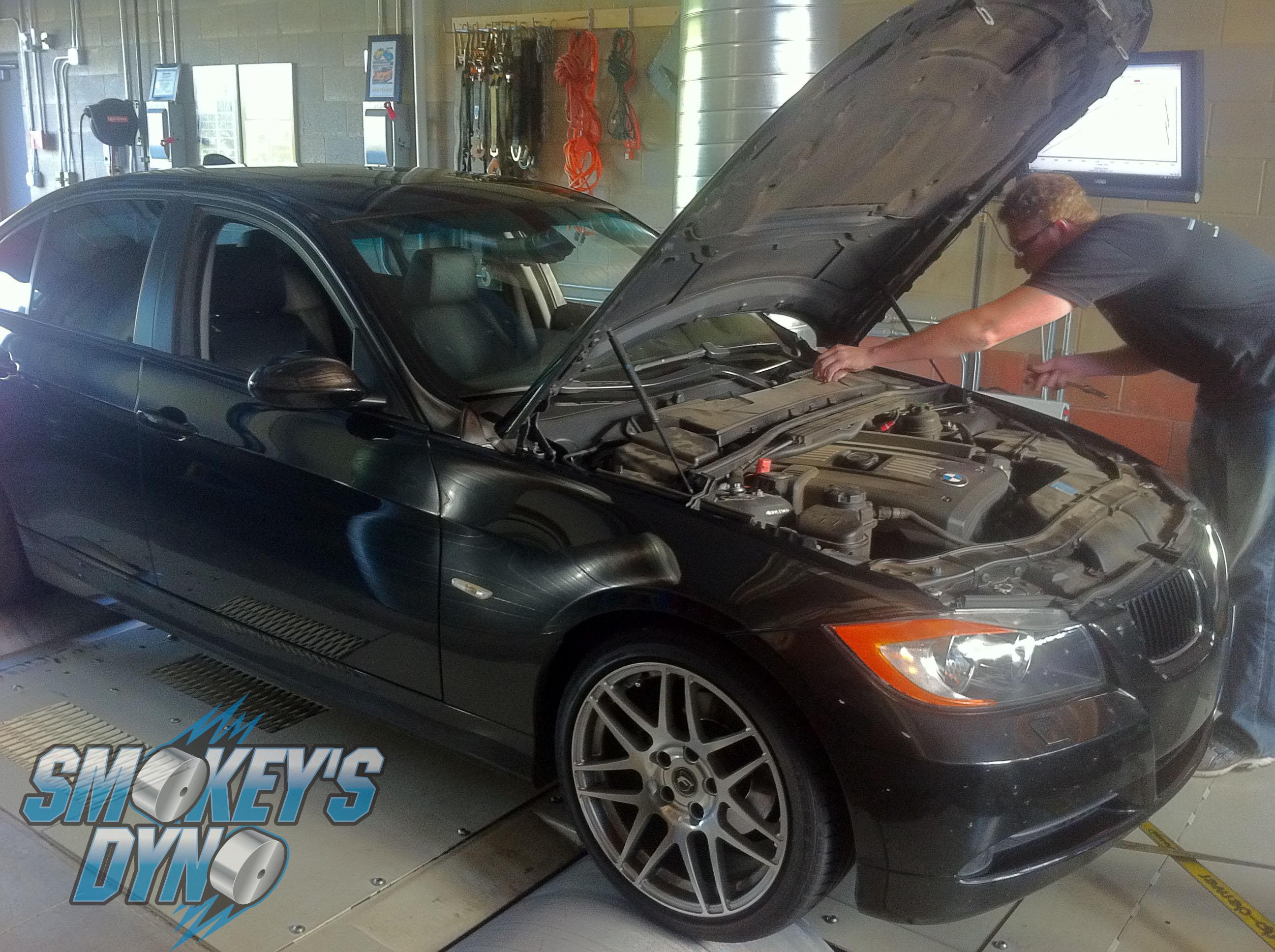 BMW 328xi - Tuning the N52 Engine - Smokey's Dyno Blog