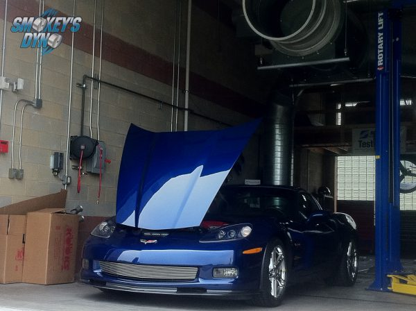 2007 Corvette Z06 Tuned By Smokey's Dyno
