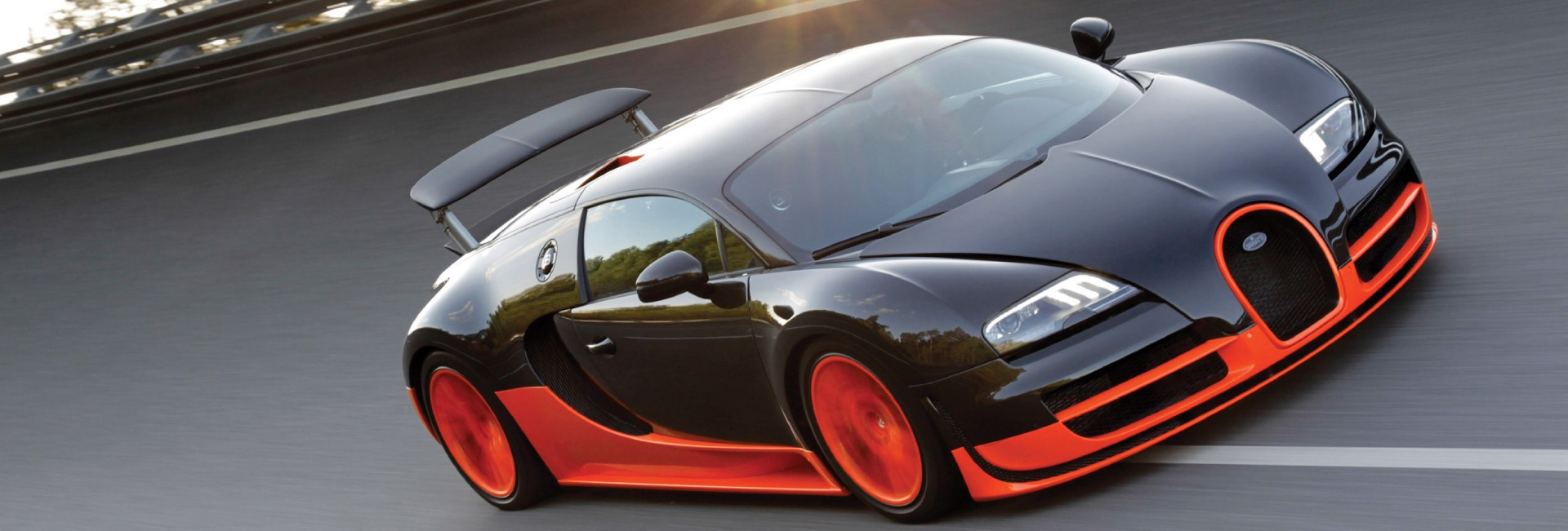 0 BUGATTI VEYRON SUPER SPORTS