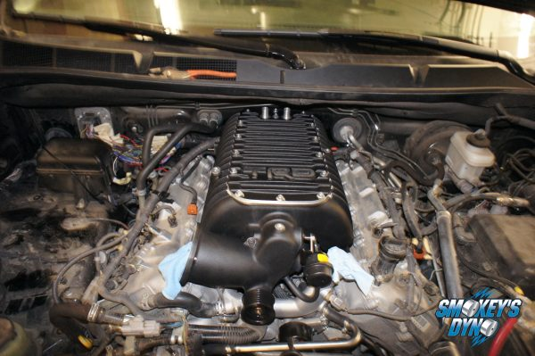 Toyota Tundra TRD Supercharger Install