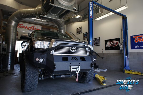 2010 TRD Supercharged Toyota Tundra Built By Smokey's Dyno